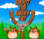 Shot the Angry Cat