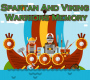 Spartan and Wiking Warriors Memory