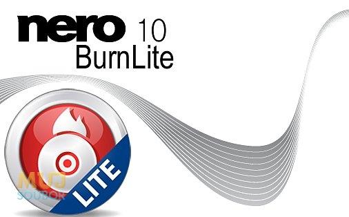 nero burnlite free download