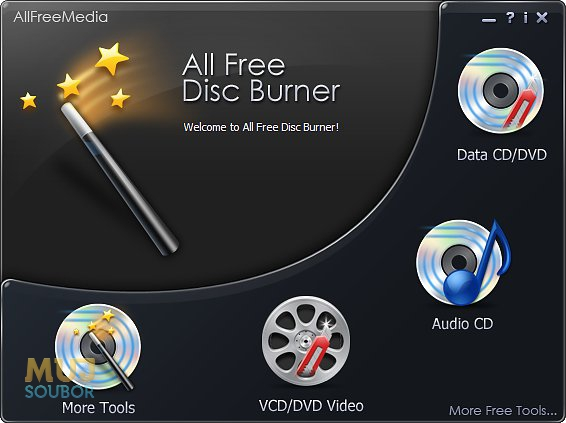 All Free Disc Burner
