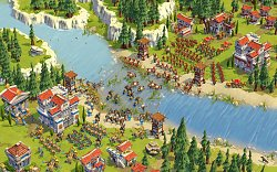 Age of Empires - Boj o brodAge of Empires online