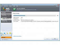 Anti-spywareAVG Anti-Virus 2012