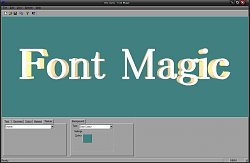 BarvyFont Magic