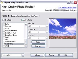 FotkyHigh Quality Photo Resizer