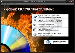 Vypalovač CD/DVD/Blu-Ray/HD-DVD
