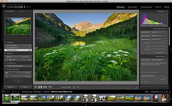 GalerieAdobe Photoshop Lightroom