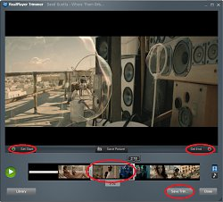 RealPlayer TrimmerReal Player