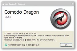 InstalaceComodo Dragon