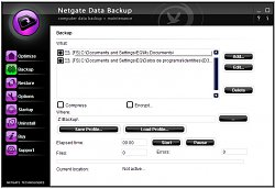 InformaceNetgate Data Backup