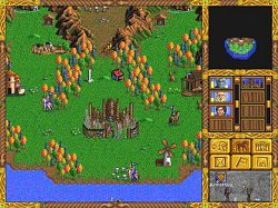 MapaHeroes of Might and Magic