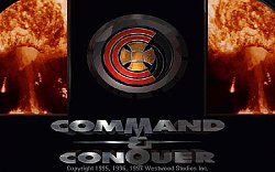 LogoCommand & Conquer (Gold Edition)
