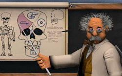 Doktor EinsteinTheme Hospital