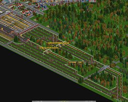 ŽlezniceTransport Tycoon