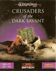 Wizardry 7 - Crusaders of the Dark Savant