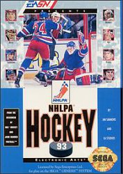 NHL Hockey '93
