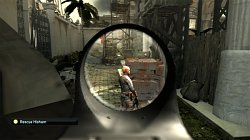SniperSplinter Cell: Double Agent