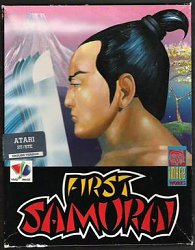 First Samurai