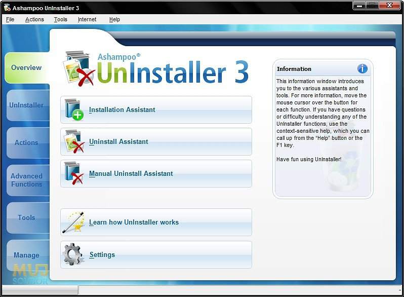 Ashampoo UnInstaller 2