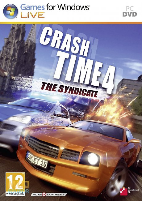Alarm for Cobra 11: The Syndicate (Crash Time IV)