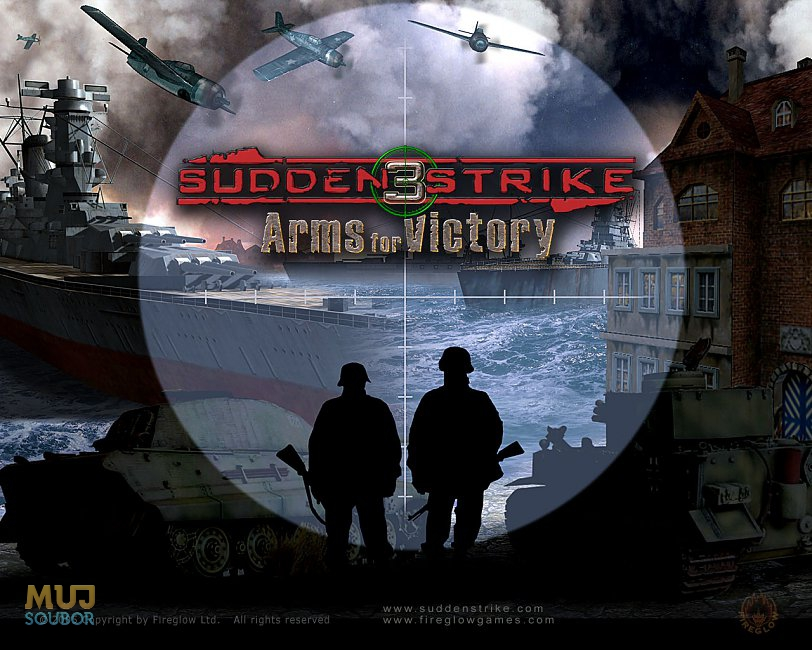 Sudden Strike 3
