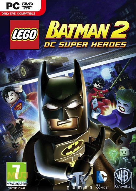 LEGO - Batman 2: DC Super Heroes