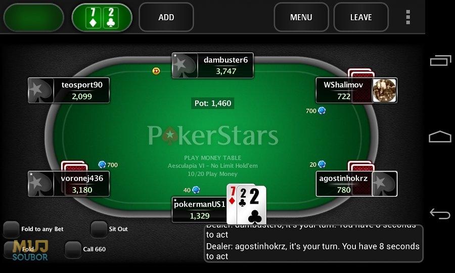 Skype poker software