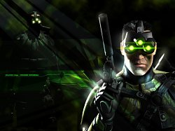 Sam FischerSplinter Cell: Pandora Tomorrow