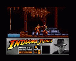 Útok pěstíIndiana Jones and the Last Crusade