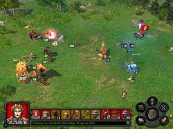 Armády na bitevním poliHeroes of Might and Magic 5