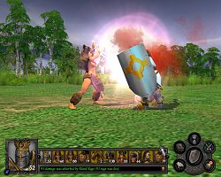 Magický útokHeroes of Might and Magic 5