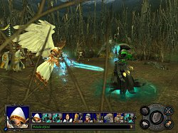 SoubojHeroes of Might and Magic 5