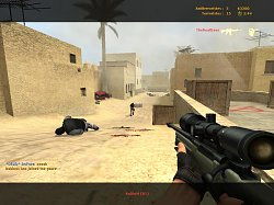 HeadshotCounter-Strike: Source