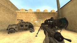 SniperCounter-Strike: Source