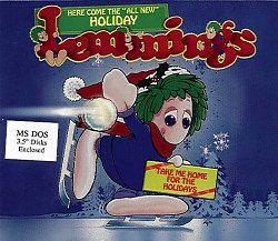 Lemmings - Holiday