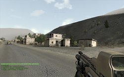 PřesunArma 2: Operation Arrowhead