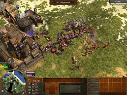 SoubojAge of Empires III