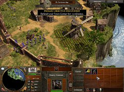 Obrana městaAge of Empires III