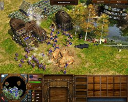 StřelbaAge of Empires III