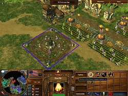 OhništěAge of Empires III