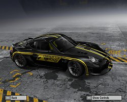 ShowroomNeed For Speed: ProStreet Porsche
