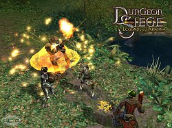 SoubojDungeon Siege: Legends of Aranna