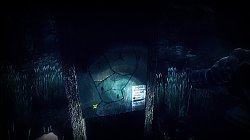 Mapa parkuHaunt: The Real Slender Game