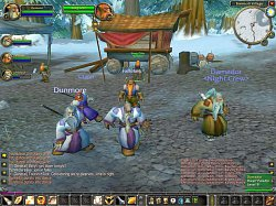 Na procházceWorld of Warcraft