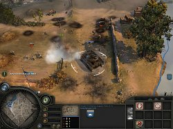 Obrana strategického boduCompany of Heroes: Opposing Fronts