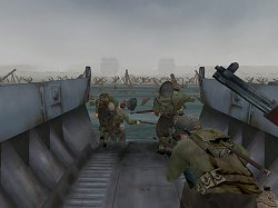 Vylodění v NormandiiMedal of Honor: Allied Assault