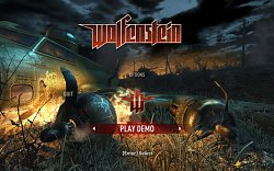 Demo - úvodWolfenstein