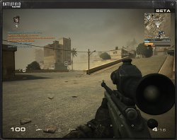 Vzhled BetyBattlefield Play4Free
