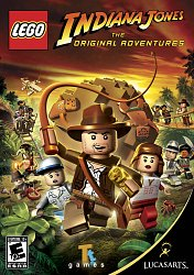 LEGO – Indiana Jones: Original Adventures
