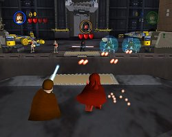 Darth MaulLEGO – Star Wars: The Video Game