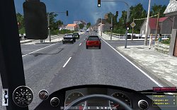 VenkovCity Bus Simulator 2010 – New York